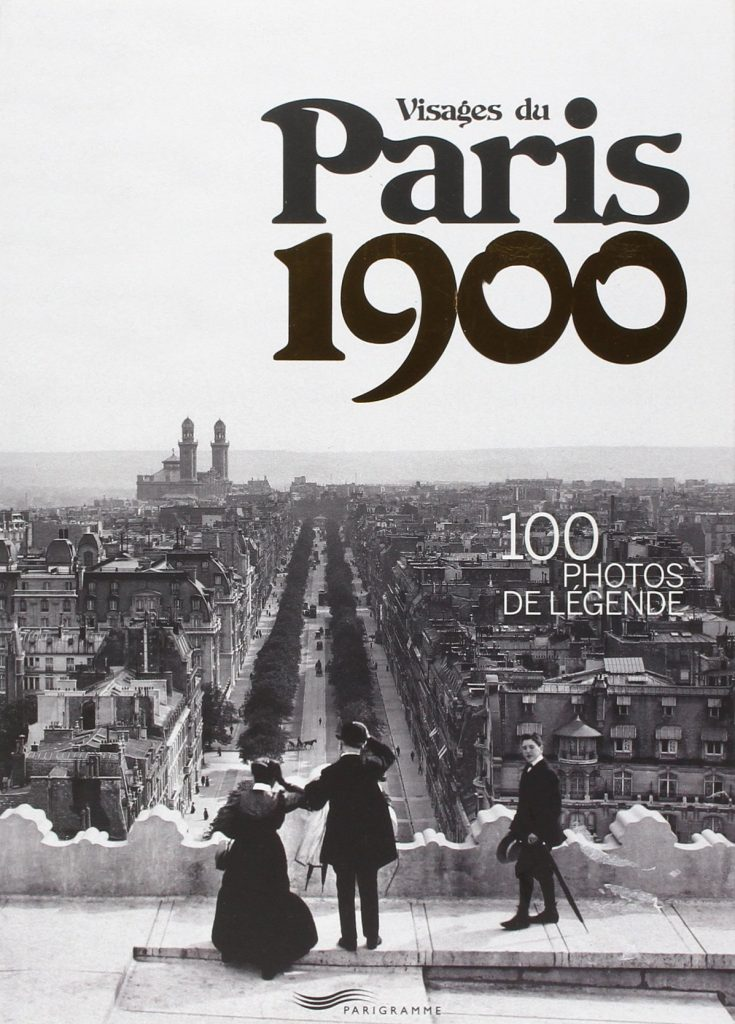 Visages du Paris 1900