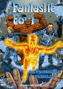 Fantastic Four La première famille - Joe Casey,Chris Weston