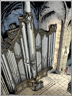 L'orgue du diable