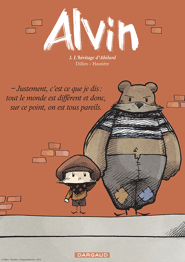 Alvin - L'héritage d'Abélard