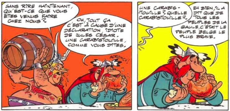 Au guidon du nouveau Piaggio 500 hpe sport 2018 - Page 2 Asterix-Belges-Cesar-Uderzo