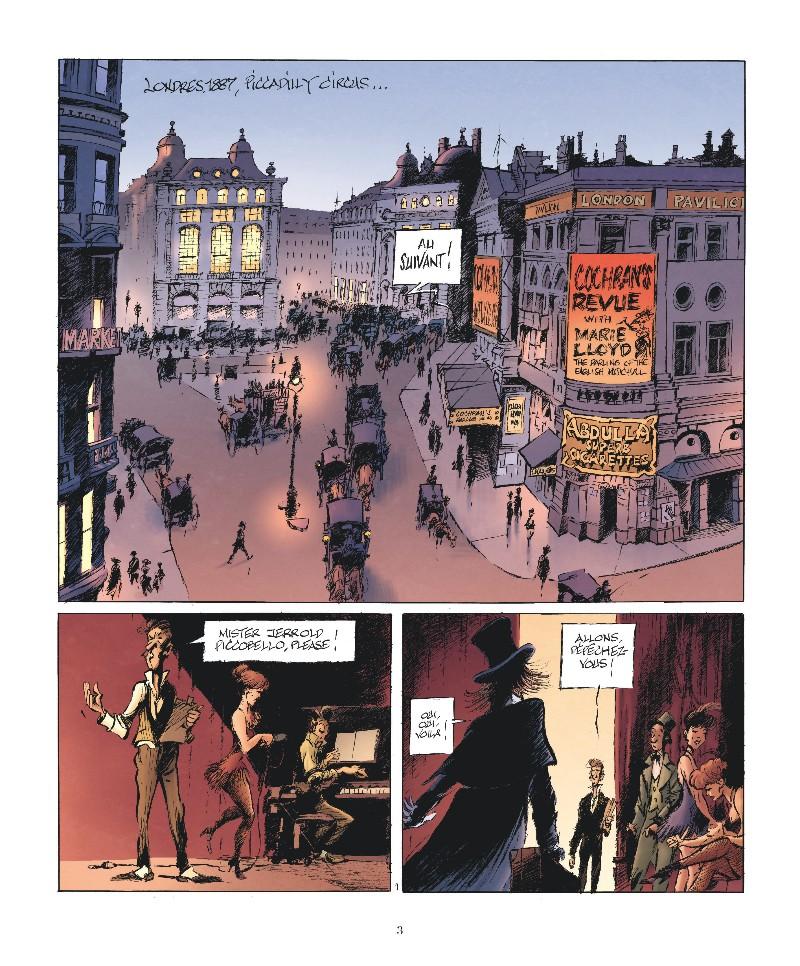 Le magicien de Whitechapel