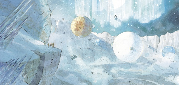 Le château des étoiles - La conquête de l'espace Vol. 2