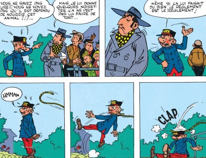 Les voleurs du marsupilami