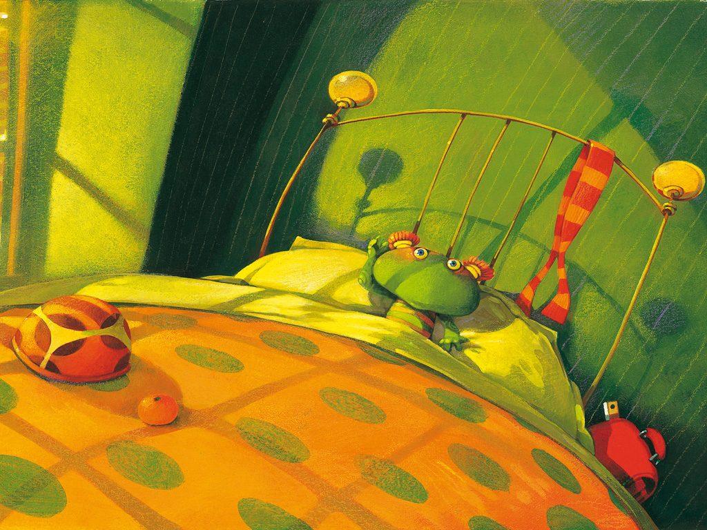 Lulu et la nuit des sept contes