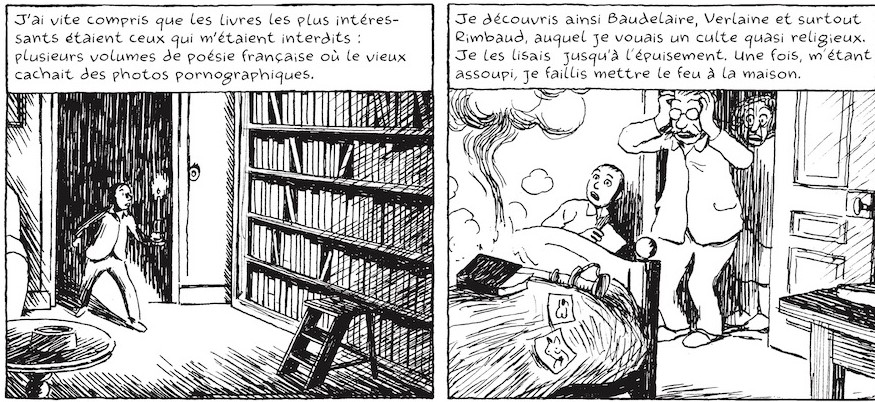 Le voleur de livres