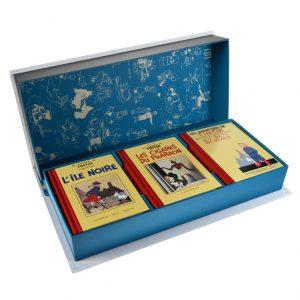 Coffrets-portfolios-Tintin-coffret-mini-albums-noir-et-blanc-casterman3