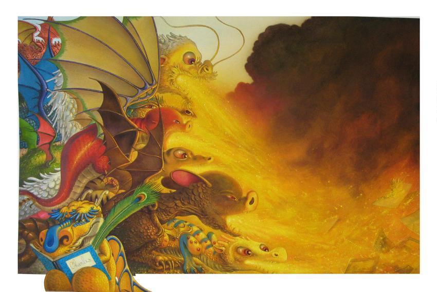 Charles apprenti dragon