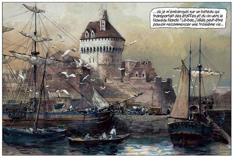 La vengeance du Comte Skarbek intégrale