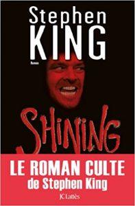 Shining, livre de cauchemars pour Halloween