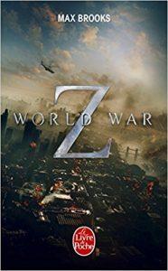 World war Z, livre de cauchemars pour Halloween