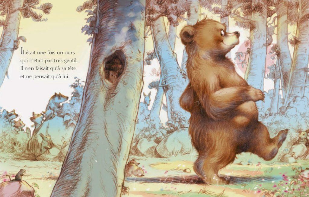 Comment devenir un ours gentil