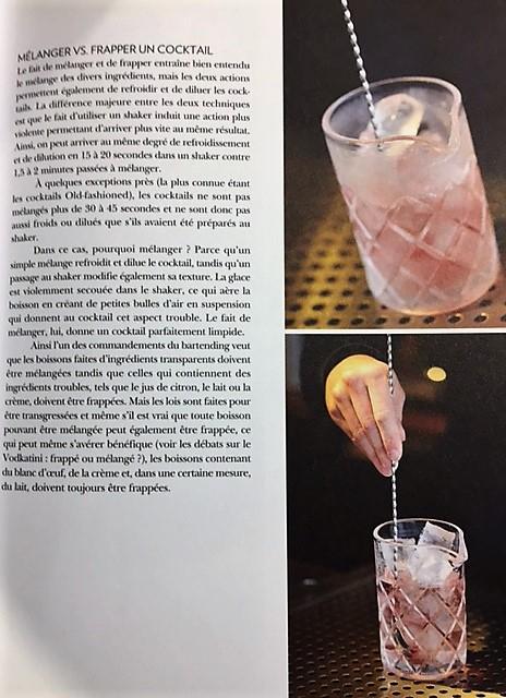 La bible des cocktails