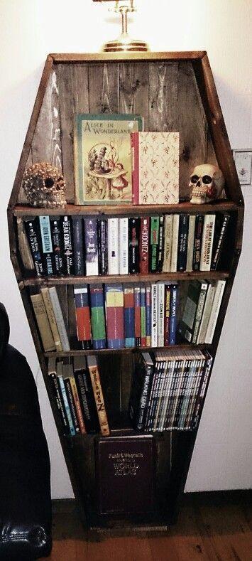 La bibliothèque d'outre-tombe