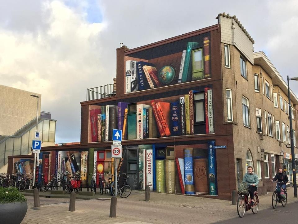 """La bibliothèque """"La lecture ? C'est géant !"""""""