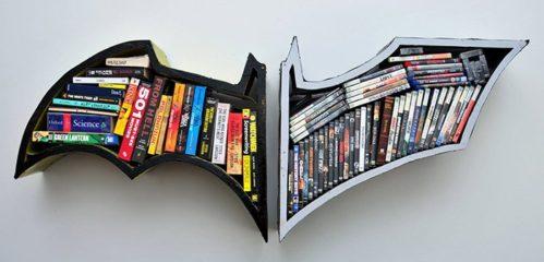 la bibliothèque spéciale comics