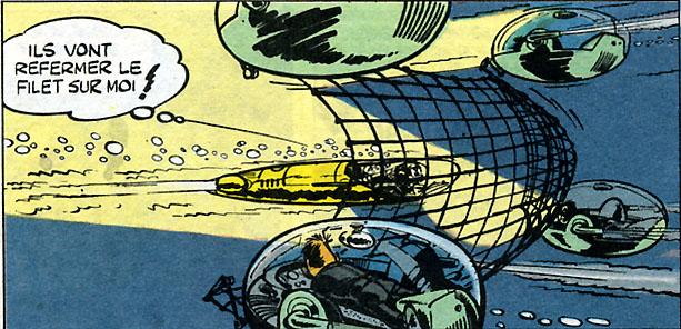 Spirou et les hommes-bulles