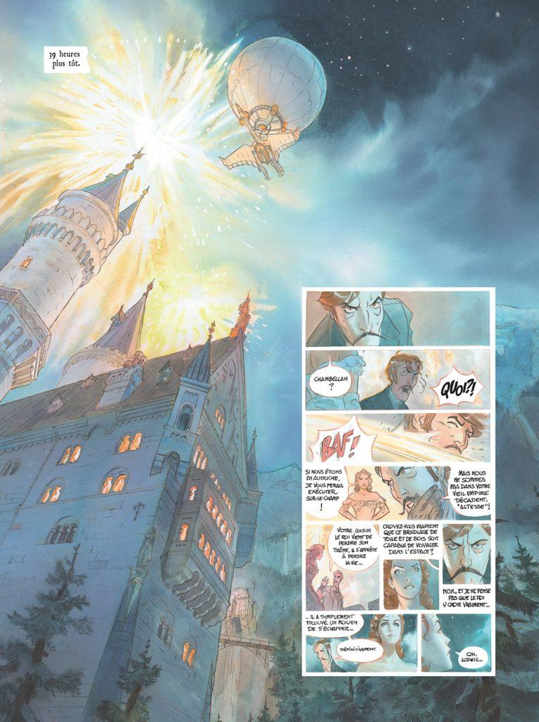 Le château des étoiles T2