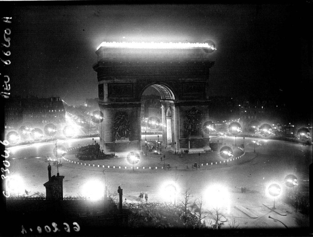 Paris minuit