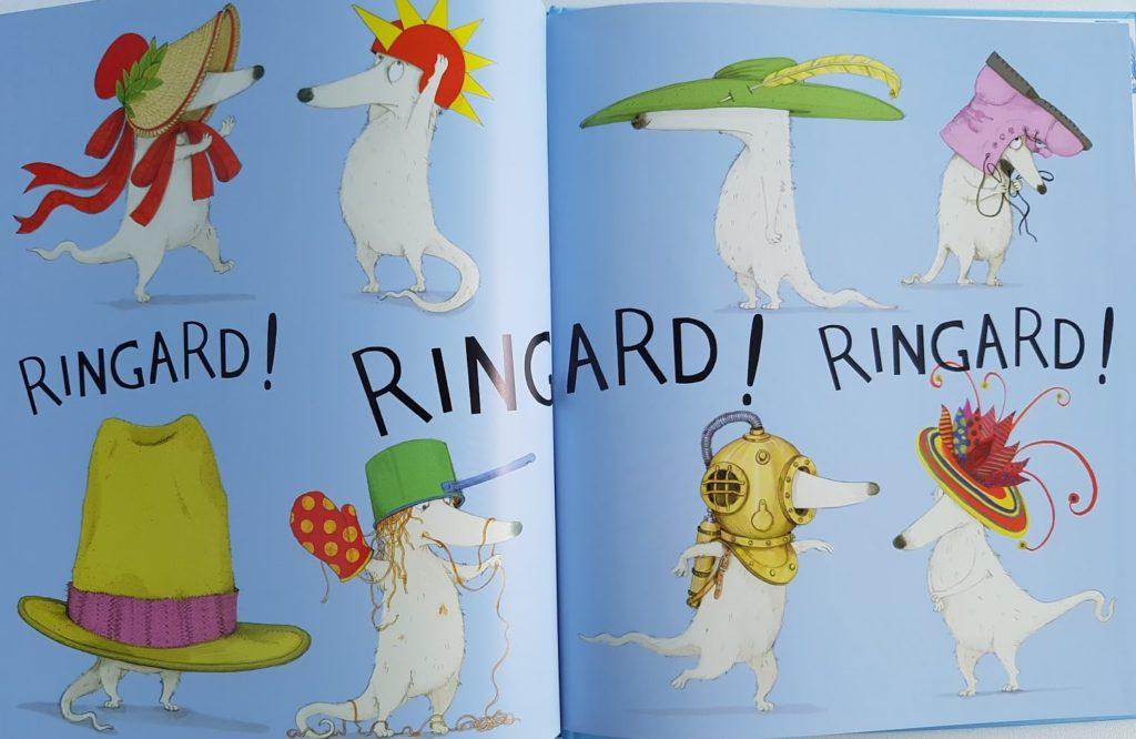 Ringard !