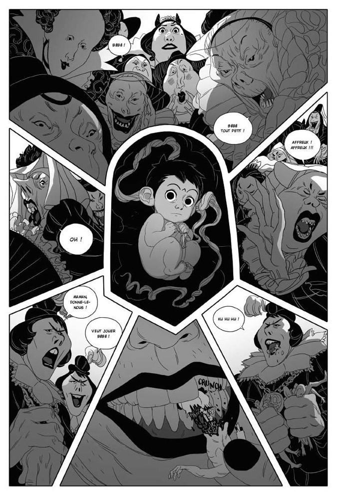 Les Ogres-Dieux T1 - Petit