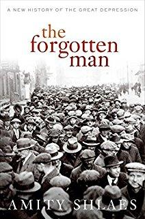 The forgotten man - A. Shlaes & P. Rivoche - Le Tourne Page