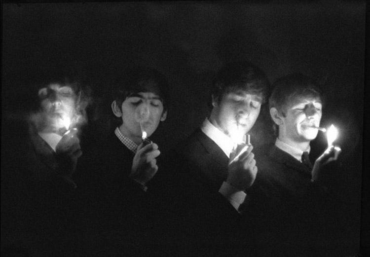 Beatles - Jean Marie Périer