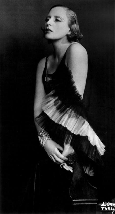 Madame d'Ora (Dora Kallmus), Tamara de Lempicka, 1929