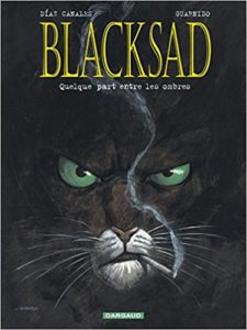 Blacksad - Quelque part entre les ombres
