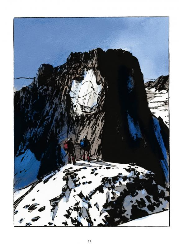 Ailefroide - Altitude 3 954