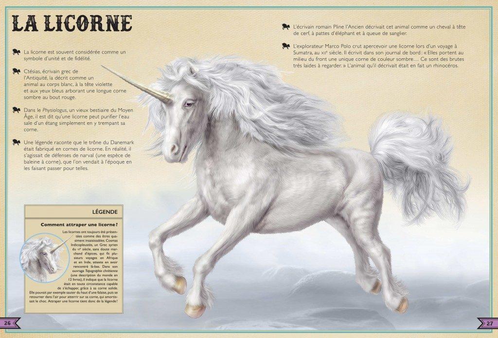 Le livre extraordinaire des animaux fantastiques