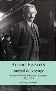 Journal de voyage : Extrême-Orient, Palestine, Espagne, 1922-1923