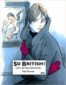 So British !: L'art de Posy Simmonds