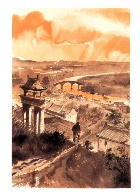 China Li