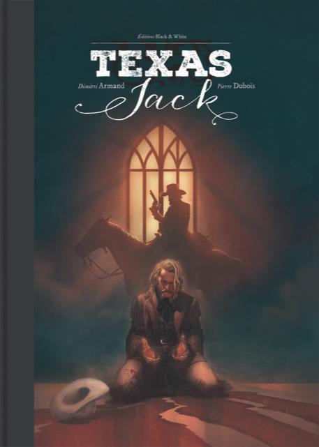 Texas Jack Tirage de luxe