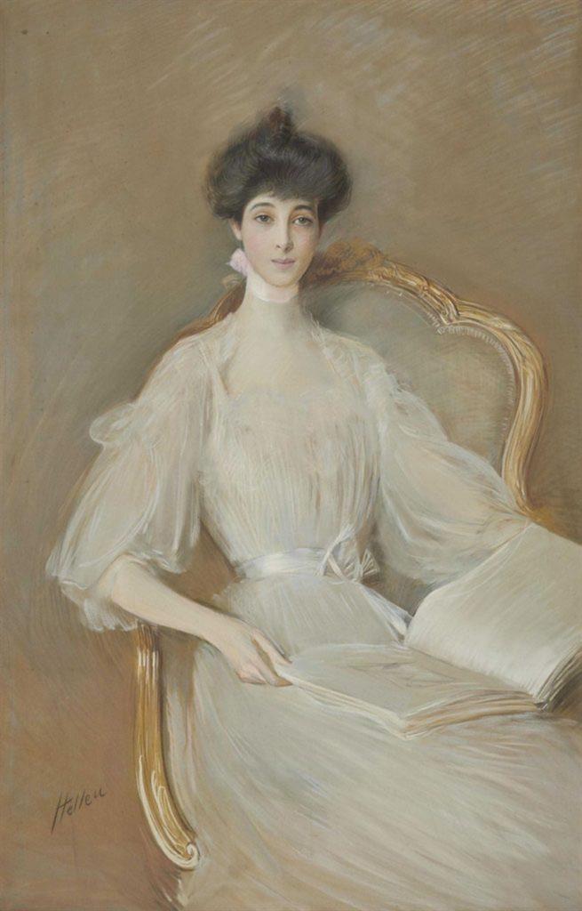 Une duchesse américaine