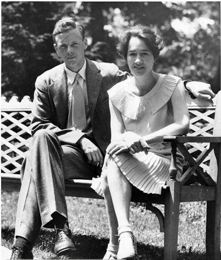 Anne et Charles Lindbergh