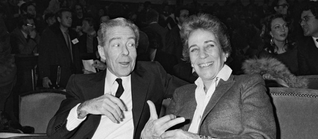 JJSS et Françoise Giroud