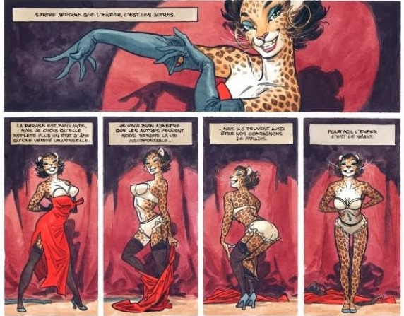 Blacksad - L'enfer, le silence
