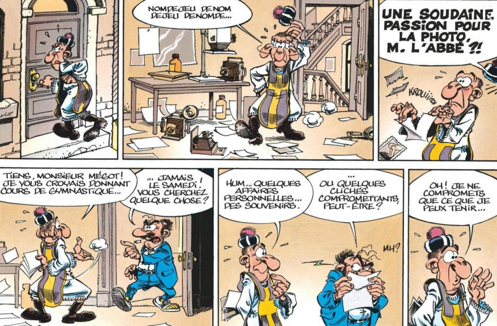 Le petit Spirou - Dis bonjour à la dame !