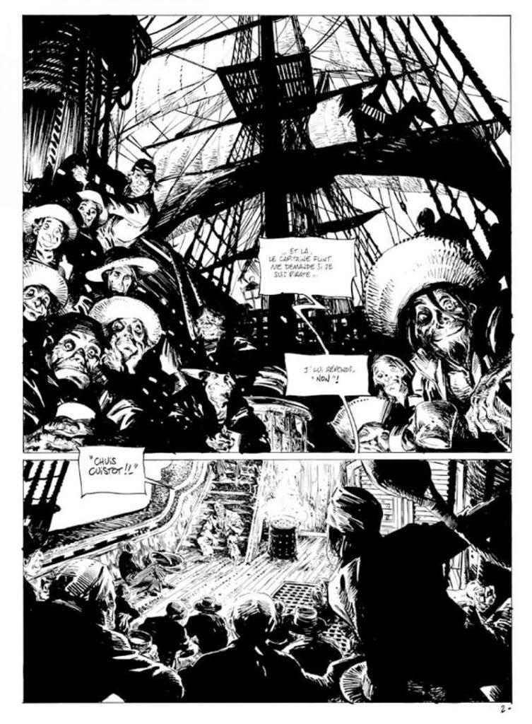 Long John Silver - L'intégrale T1