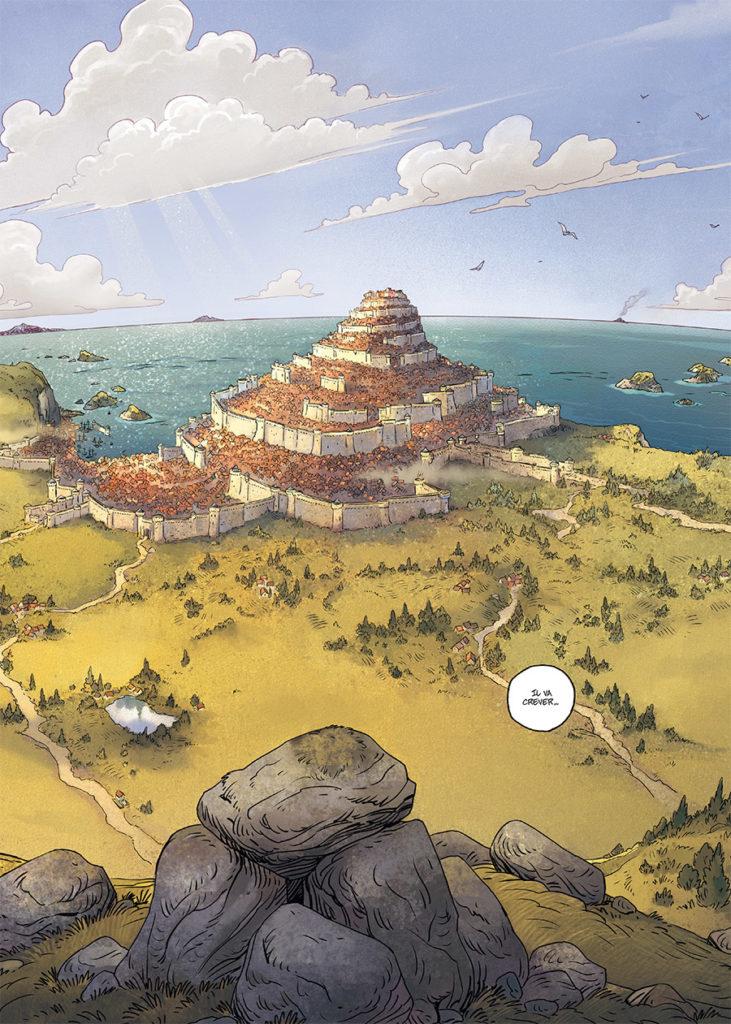 Les 5 terres 01: « De toutes mes forces »