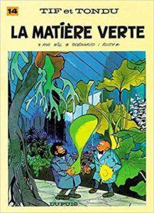 La Matière verte