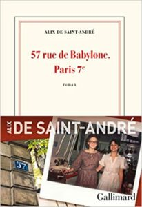 57, rue de Babylone Paris 7ᵉ