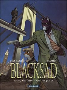 Blacksad T6