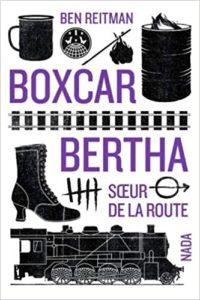 Boxcar Bertha : Soeur de la route