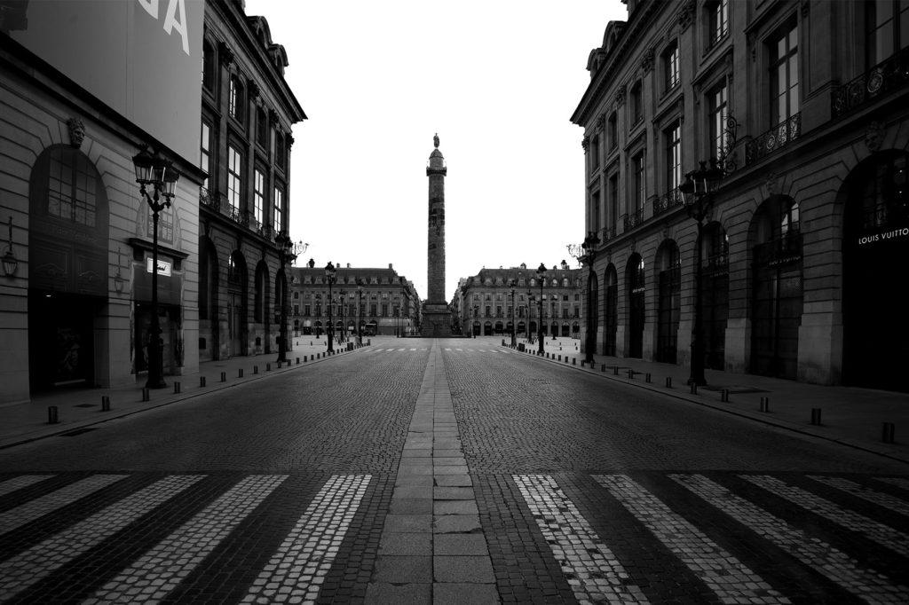 Paris Lockdown