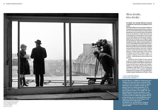 Le Paris de François Truffaut