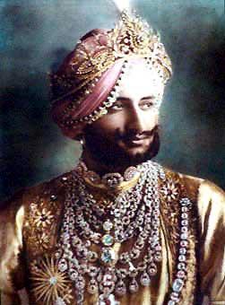 Fastes occidentaux de Maharajahs