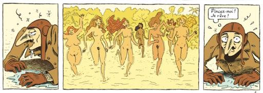 L'île aux femmes